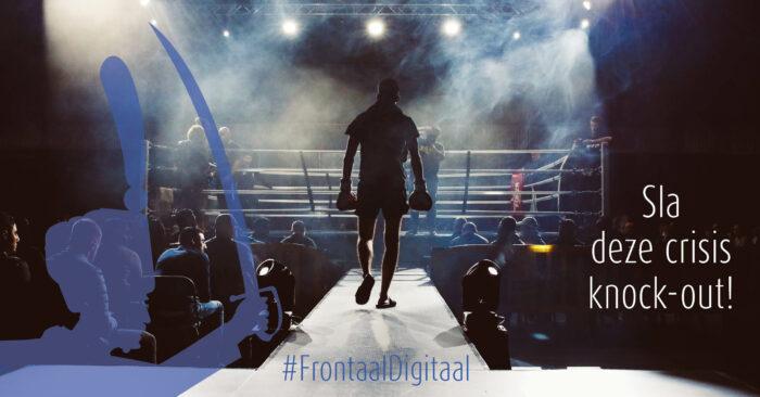 E-mailing Frontaal Digitaal nov 2020 LinkedIn afb1